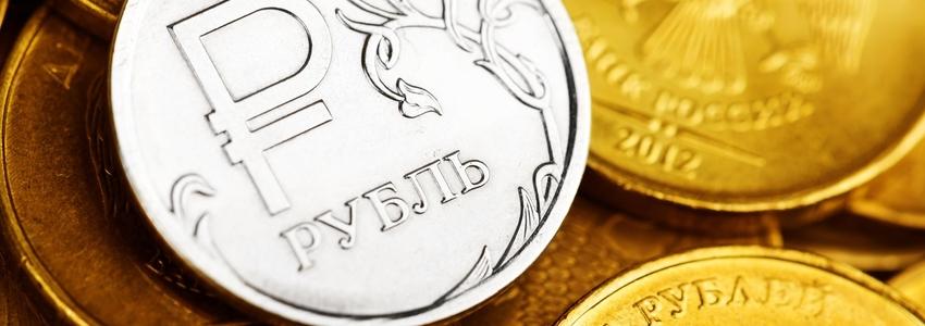 История российского рубля