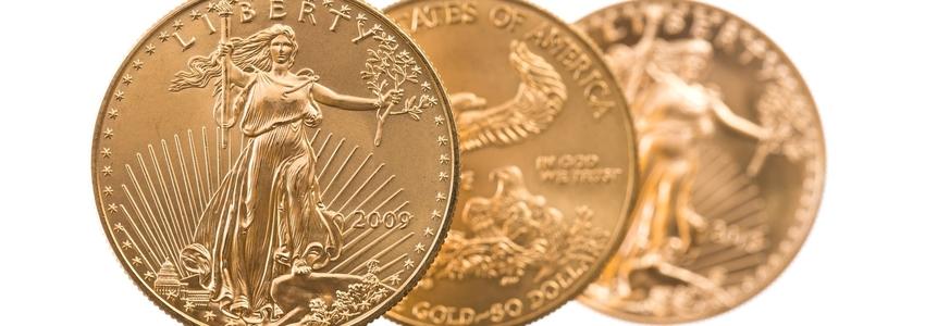 Золотые и серебряные инвестиционные монеты