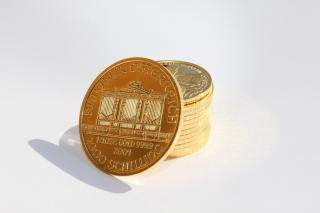 Золотая монета 2000 шиллингов, Австрия