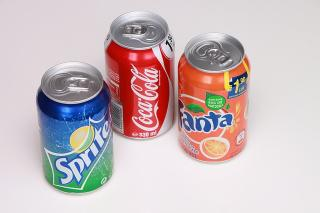 Напитки от Coca Cola
